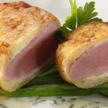 Schweinefilet im Kartoffelmantel